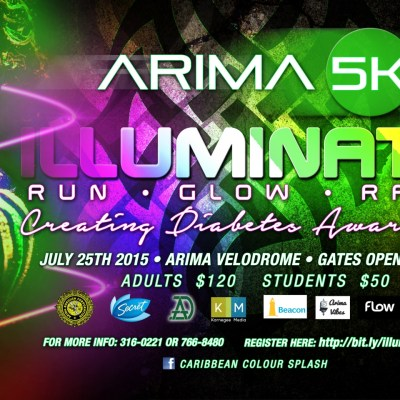 ILLUMINATE 5K ARIMA GLOW RUN ID 14486
