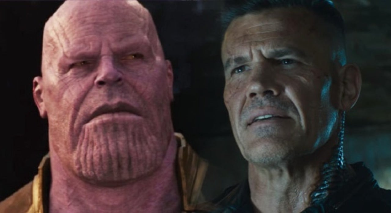 Josh Brolin Thinks It Would Be Fun for Thanos and Cable to Meet