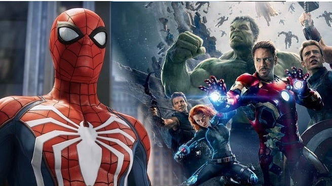 The Avengers Exist in Spider Man PS4 Universe