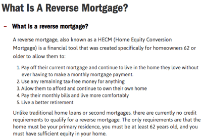 Top 12 Complaints and Reviews about One Reverse Mortgage