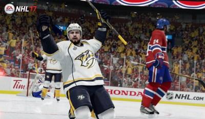 NHL 17 Playoff Sim