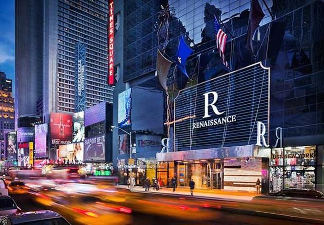 Renaissance New York Times Square Hotel A Marriott Luxury ...