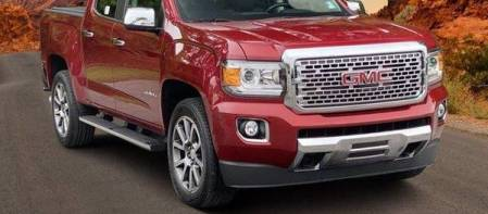 2018 GMC Canyon Pricing  Features  Ratings and Reviews   Edmunds GMC Canyon 2018 Denali 4dr Crew Cab 4WD SB  3 6L 6cyl 8A