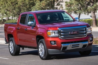 Used 2016 GMC Canyon SLT Crew Cab Review   Ratings   Edmunds 2016 GMC Canyon Crew Cab