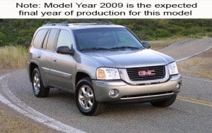 GMC Envoy Review   Research New   Used GMC Envoy Models   Edmunds