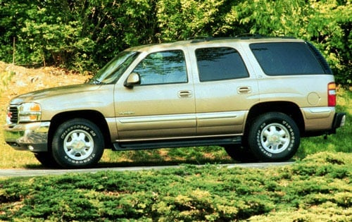 Used 2001 GMC Yukon Pricing   For Sale   Edmunds View Photos 2001 GMC Yukon