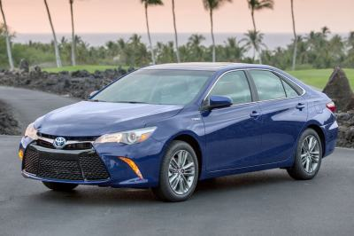 Used 2016 Toyota Camry Hybrid for sale - Pricing & Features   Edmunds