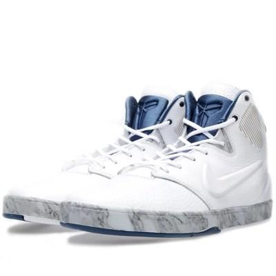 Nike Kobe 9 NSW Lifestyle (White & New Slate)
