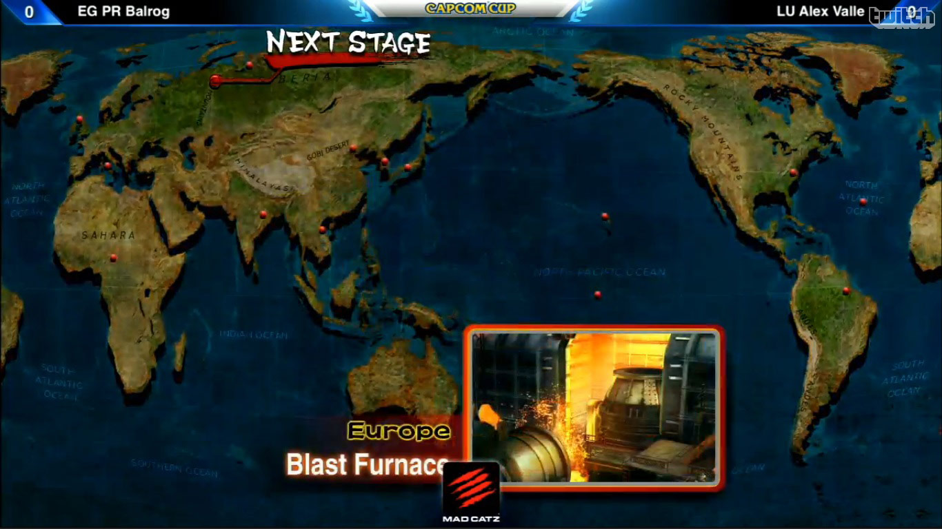 New stages in Ultra Street Fighter 4   screen cap  1