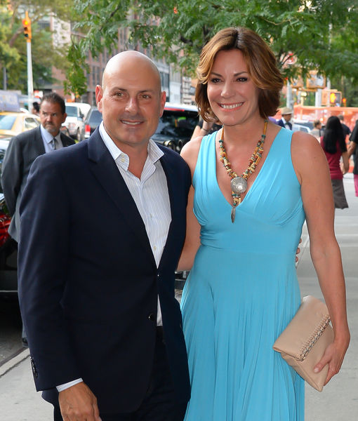 Has Luann de Lesseps Moved On from Ex Husband Tom D Agostino     Has Luann de Lesseps Moved On from Ex Husband Tom D Agostino
