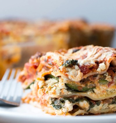The Perfect Vegan Lasagna