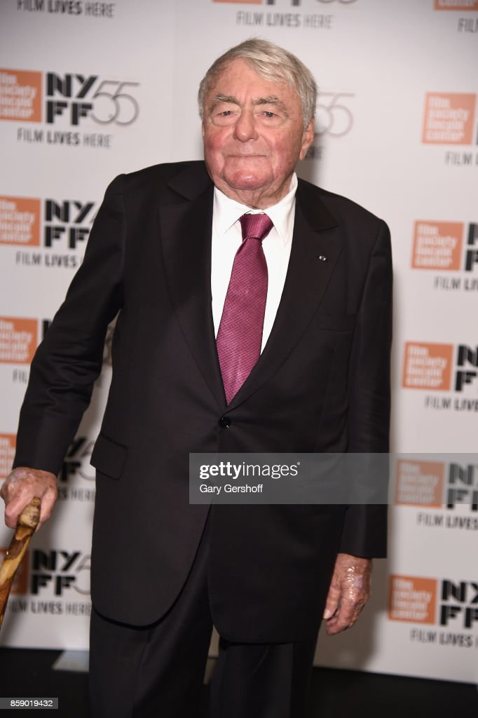 Photos et images de 55th New York Film Festival    Four Sisters  The     Director Claude Lanzmann attends  Four Sisters  The Hippocratic Oath   during the 55th New