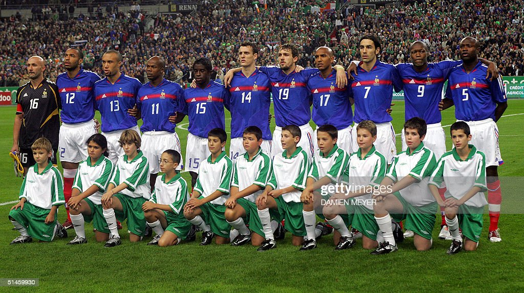French national football team players po Pictures   Getty Images French national football team players po