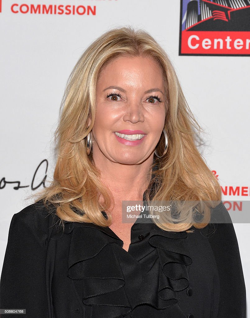 Jeanie Buss Stock Photos and Pictures | Getty Images