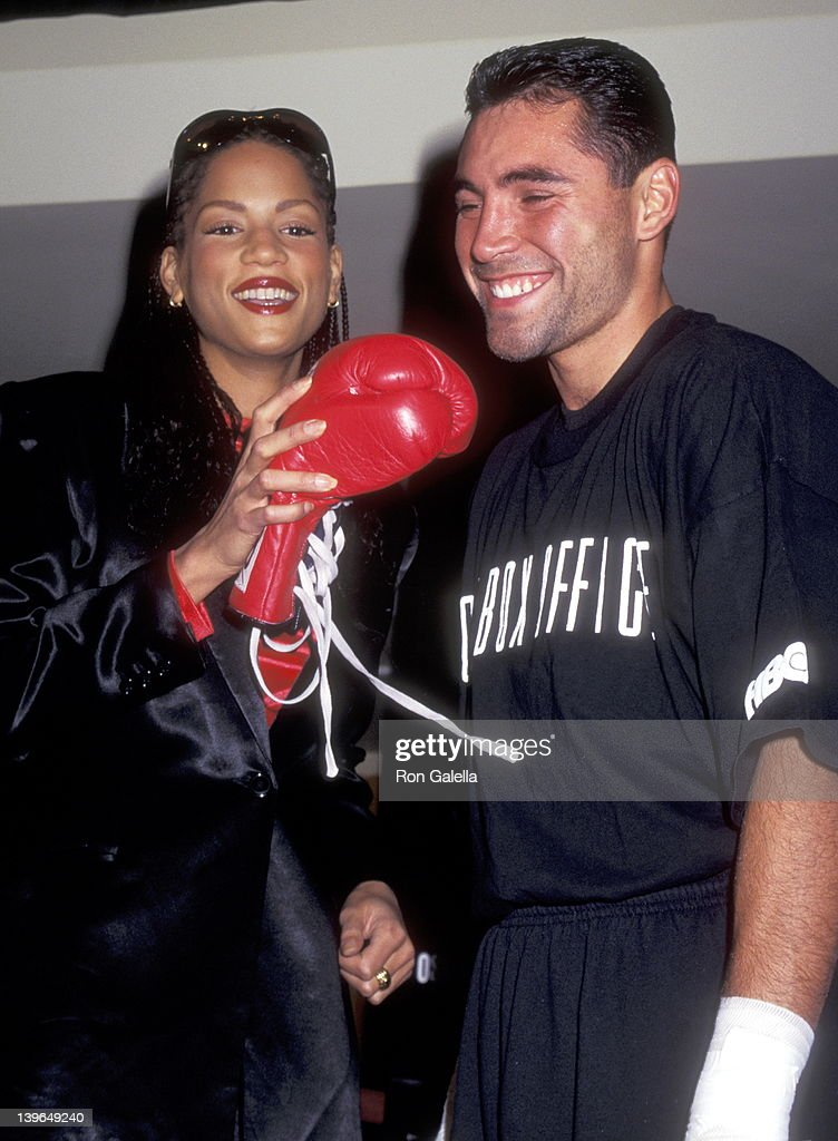 Oscar De La Hoya Stock Photos and Pictures | Getty Images