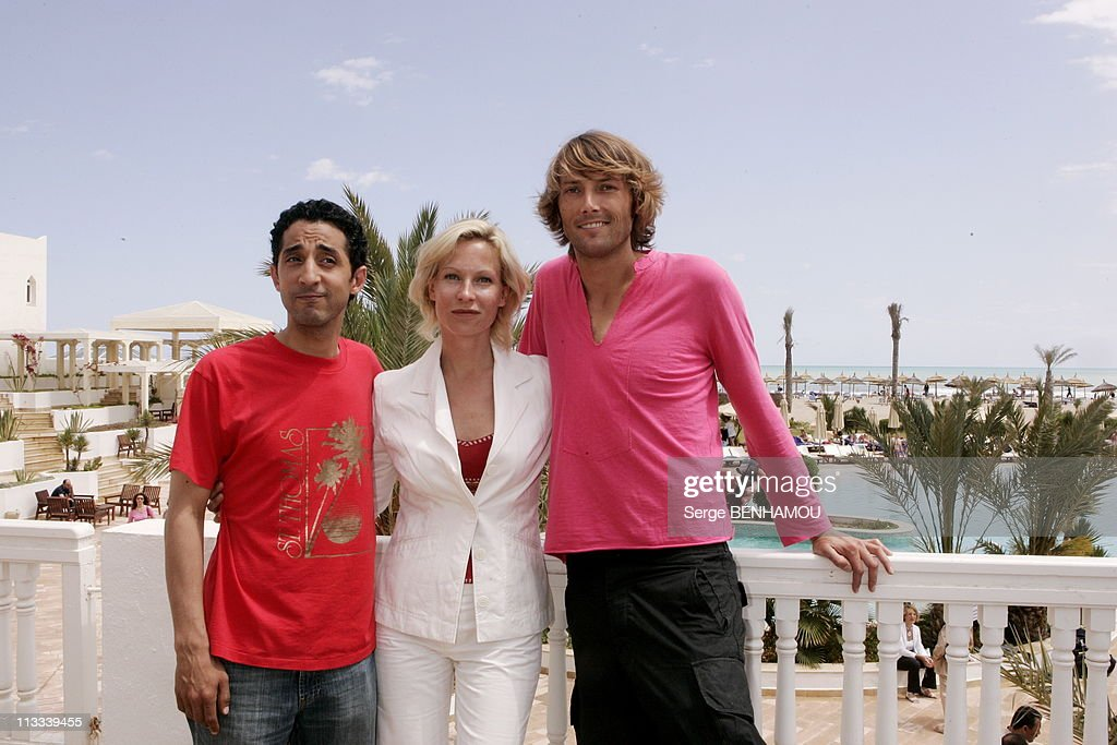 Plus Belle La Vie Stock Photos and Pictures   Getty Images Plus Belle La Vie Photocall At Djerba Tv Festival On April 29Th 2006 In  Island Of