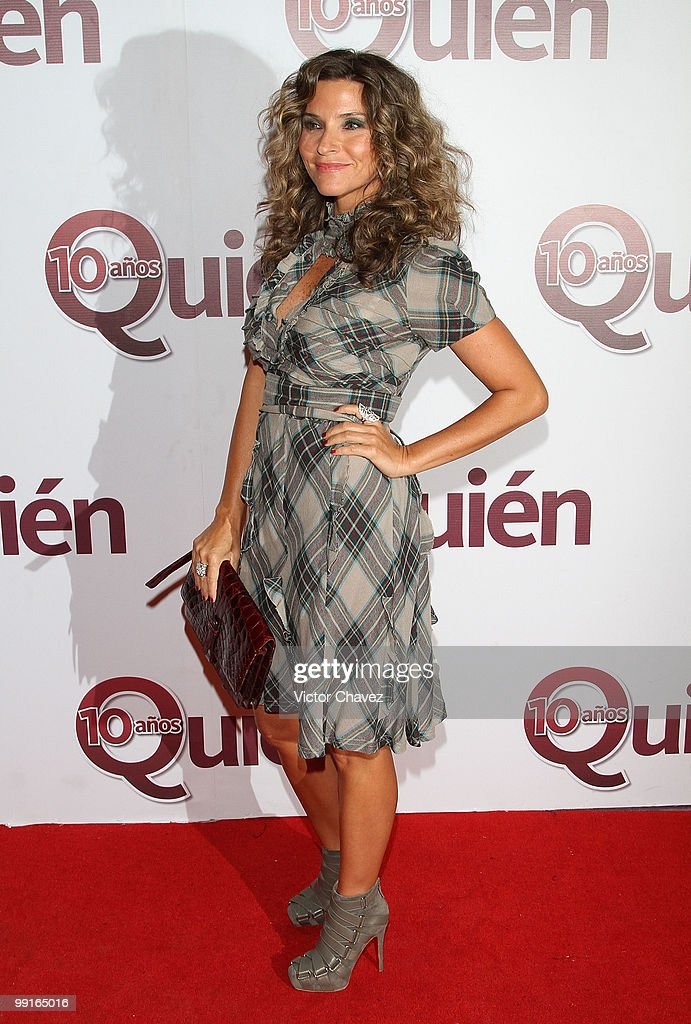 Isabela Camil Pictures and Photos   Getty Images Socialite Isabela Camil attends the Quien magazine s 10th anniversary red  carpet at Academia de San Carlos