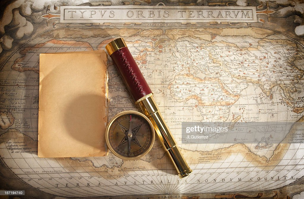 World Map 1492 Stock Photo   Getty Images World map  1492   Stock Photo