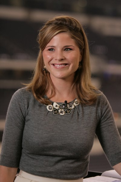 Jenna Bush Hager Is Pregnant, and This Vid of Her Announcing It (With Mom and Dad Weighing in ...