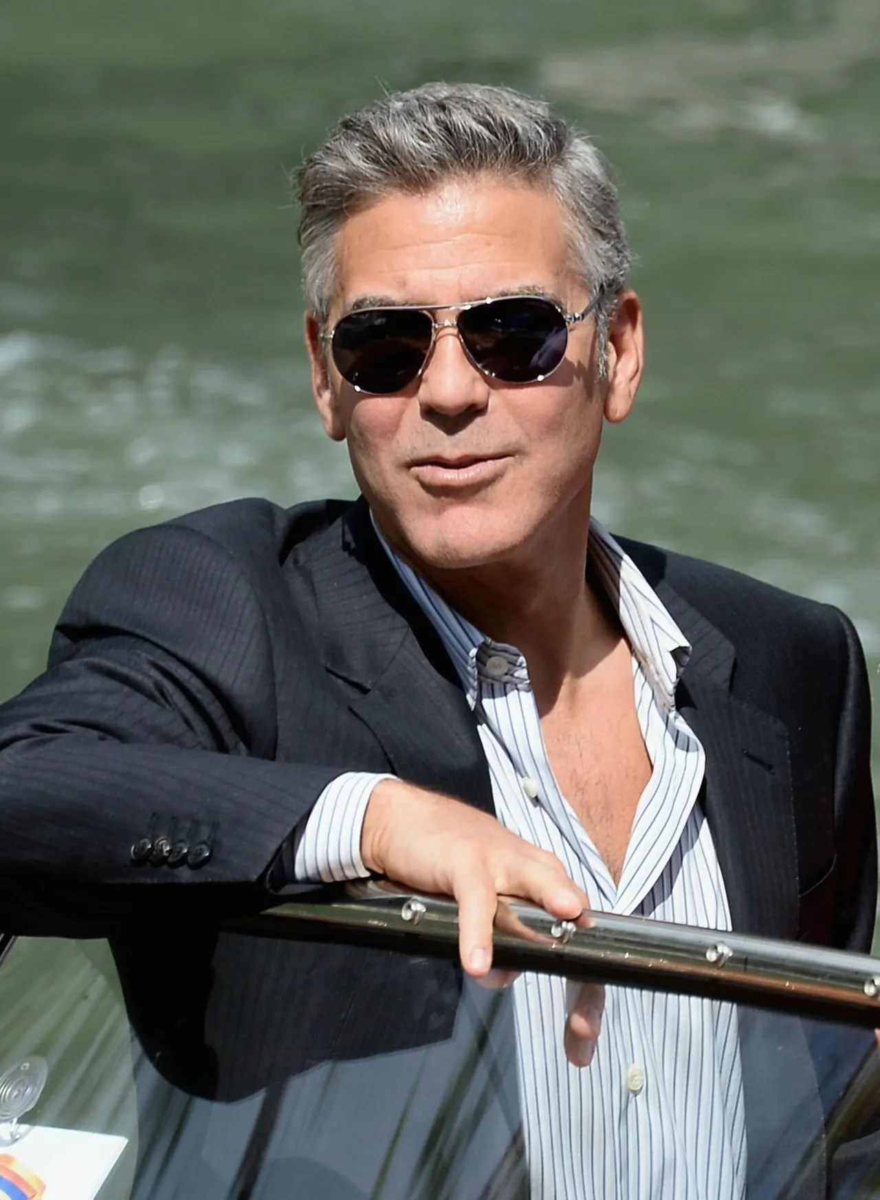 George Clooney Engagement to Amal Alamuddin  What Made Him Commit     george clooney single millionaires