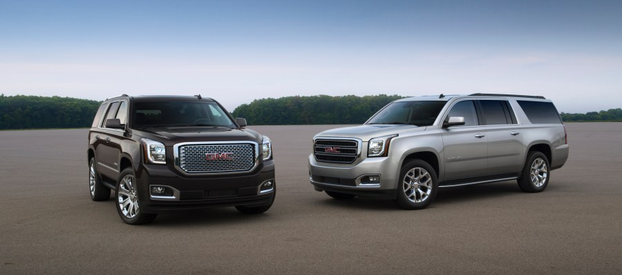 2015 GMC YUKON XL   YUKON XL DENALI SPECIFICATIONS