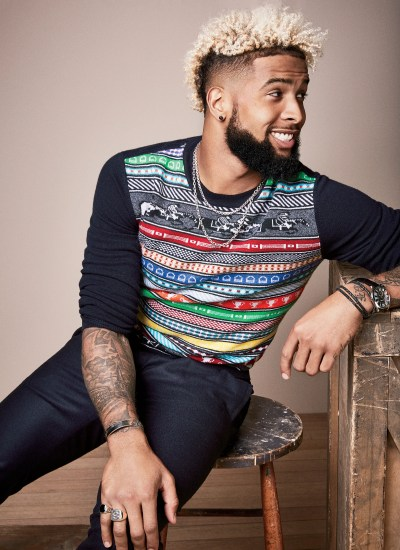 Odell Beckham Jr. Wears The Freshest Looks for This Fall Photos | GQ