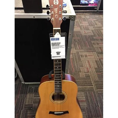 Used CHRIS MITCHELL MARGARET Natural Acoustic Guitar | Guitar Center
