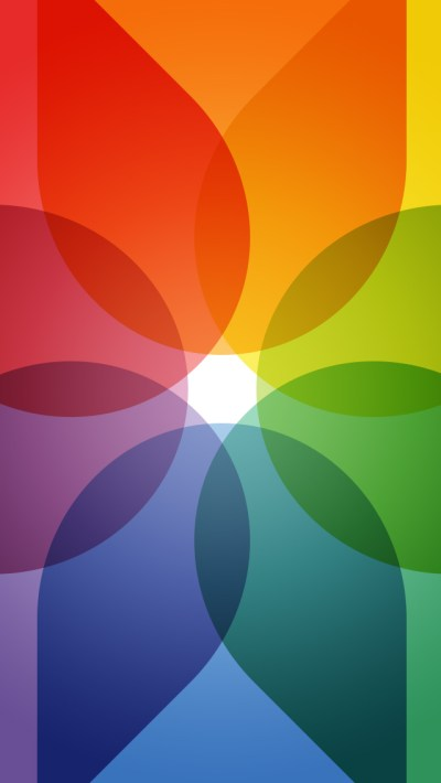 Wallpapers of the Week: iOS 7 Photo app icon-inspired wallpapers