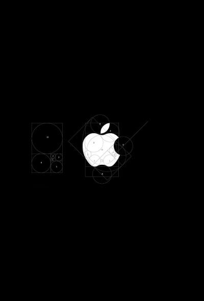 Wallpapers of the week: Apple logos