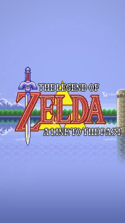 8-bit video game wallpapers for iPhone and iPad
