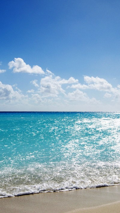 Ocean wallpapers for iPhone and iPad