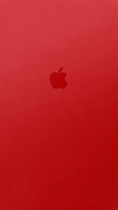 These wallpapers will match your Apple leather case