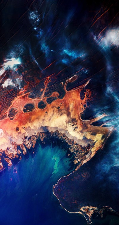 Wallpapers of the week: satellite imagery