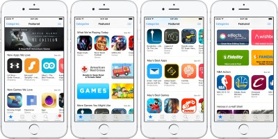 Apple begins removing outdated apps from the App Store