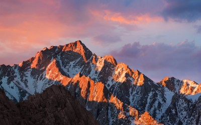 Download the new macOS Sierra wallpaper for iPhone, iPad, and desktop