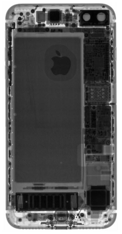iPhone 7 Plus teardown: 3GB of RAM, faux speaker grille, bigger battery & more