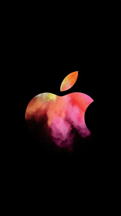 Download Colorful Wallpapers from Apple's October 27th 'Hello Again' Event Invite