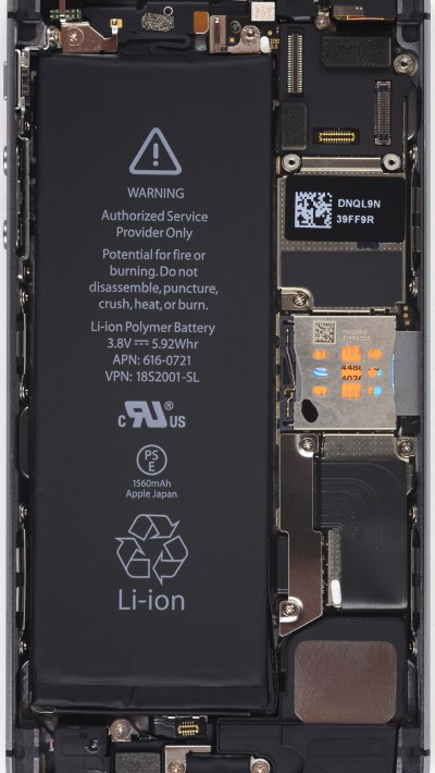 Wallpapers of the week: iPhone 7 internals