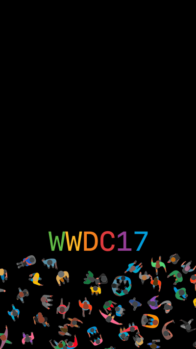 WWDC 2017 wallpapers