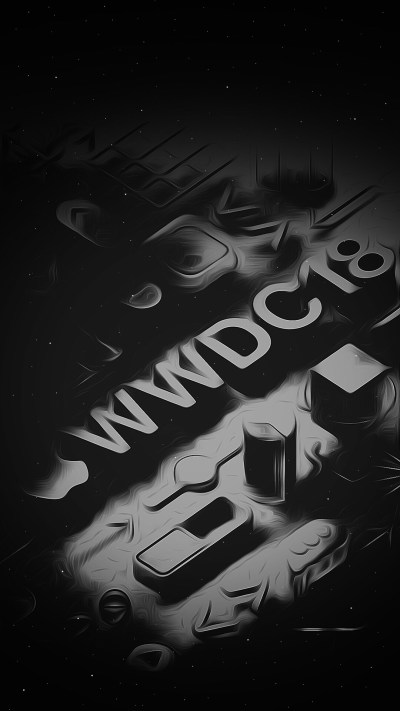 WWDC 2018 iPhone wallpapers