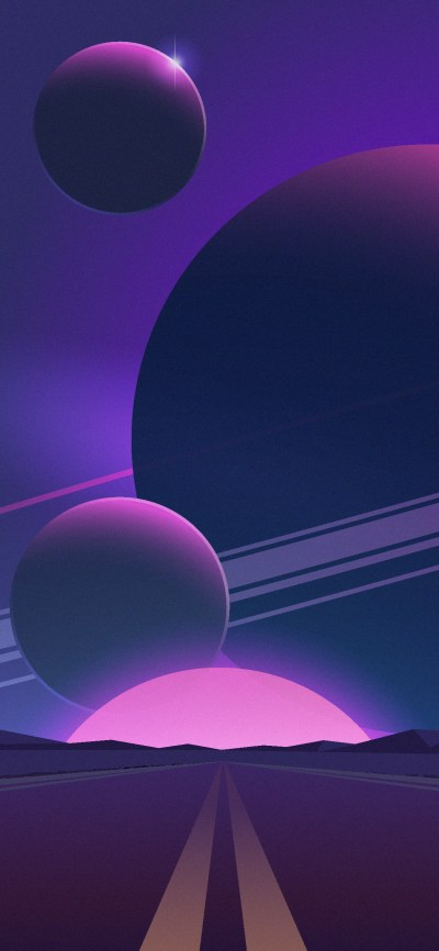 Download space wallpapers for iPhone, iPad, and desktop