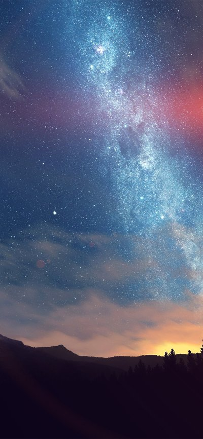 Download space wallpapers for iPhone, iPad, and desktop