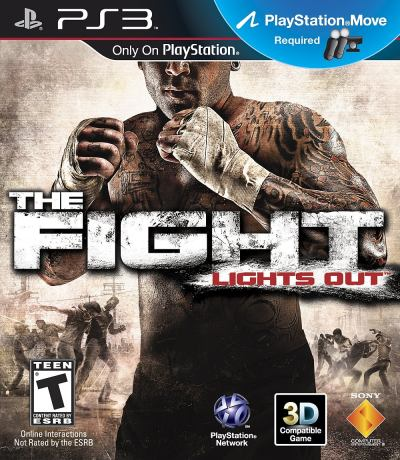 The Fight: Lights Out - PlayStation 3 - IGN