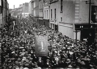Cyclist's amazing rare photos of Limerick 100 years ago ...