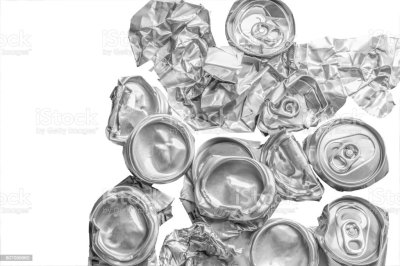 Aluminium Recycling Is Scrap Aluminium Can Be Reused In Products Abstract Wallpaper Recycle ...