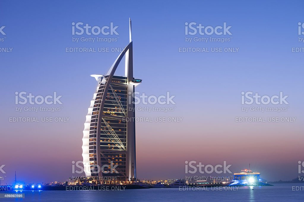 Royalty Free Burj Al Arab Hotel Pictures, Images and Stock Photos - iStock