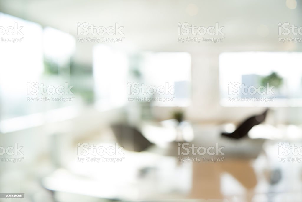 Out Of Focus Office Background Stock Photo & More Pictures of 2015 | iStock