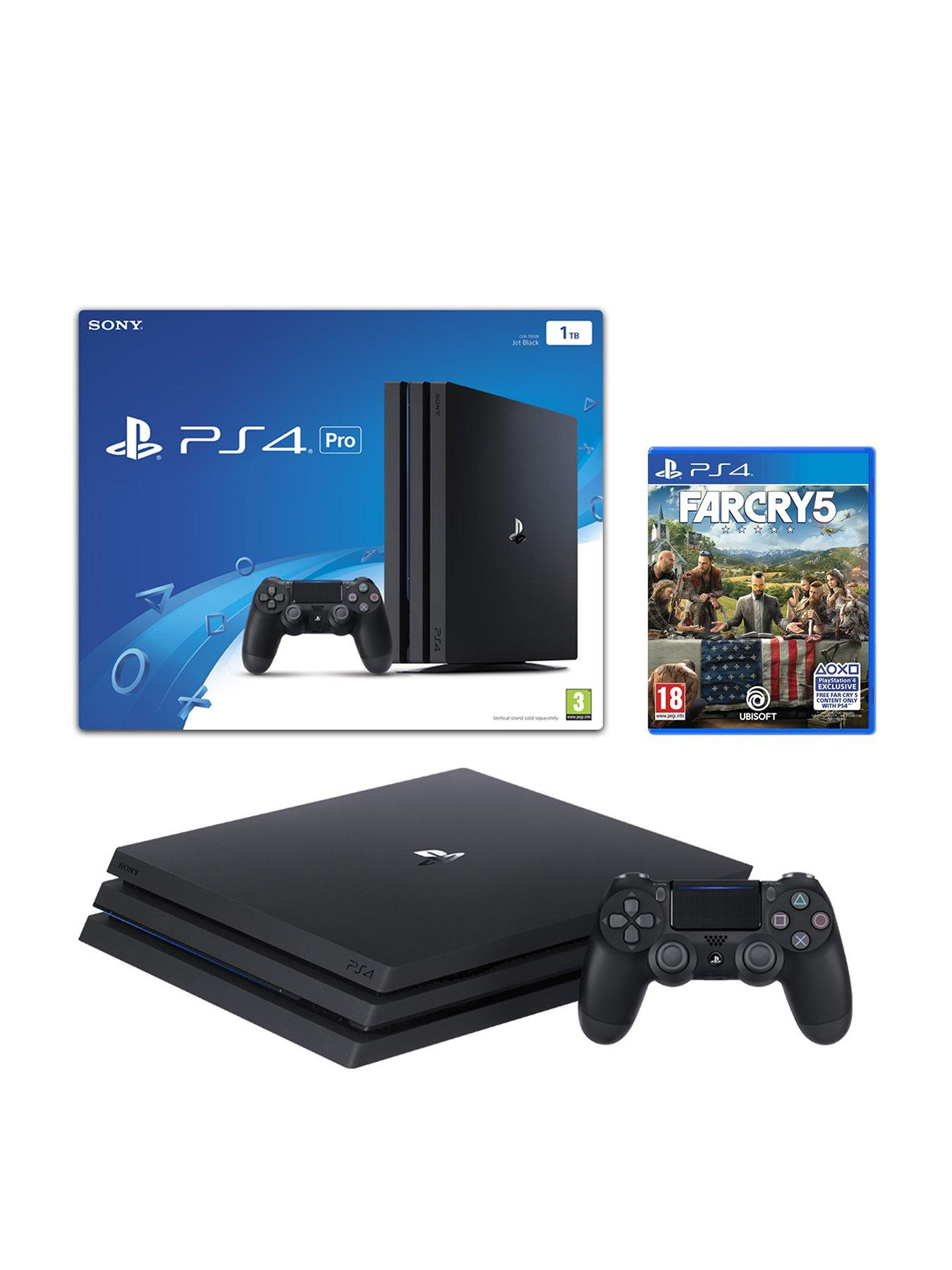 PlayStation 4 Consoles | PS4 | Littlewoods.com