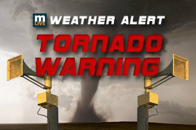 Reports of tornado touchdown south of Milan; weather service issues tornado warning | MLive.com