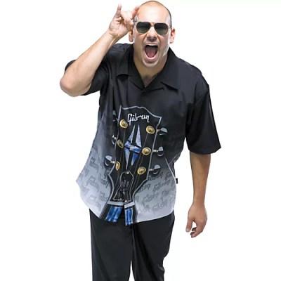 Dragonfly Clothing Company Gibson Headstock Shirt ...